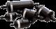 Фильтры-осушители серии DCB и DMB