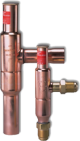 Регуляторы давления в картере компрессора типа KVL