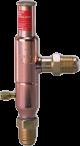 Регуляторы давления конденсации типа KVR и NRD