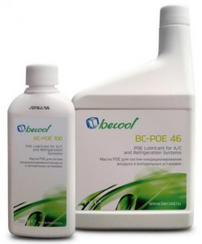 Синтетическое масло Becool ВС-POE 68
