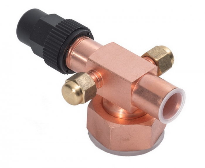 Запорный вентиль Rotalock BC-VR-1-3/8
