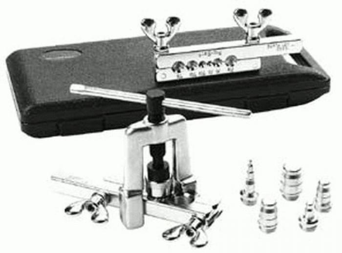 Вальцовка дюймовая с труборасширителем до 22 мм FS275М