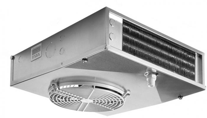 Воздухоохладитель ECO MIC 100