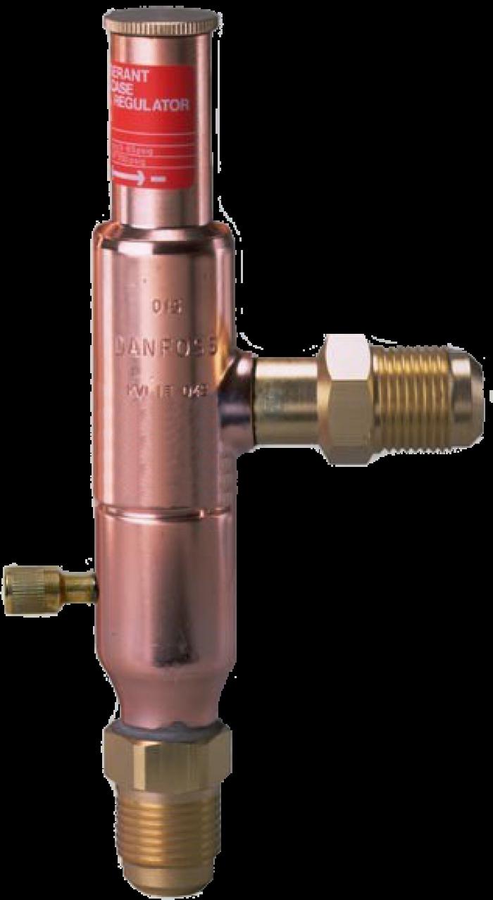 Регулятор давления конденсации KVR 12