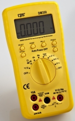 Мультиметр цифровой CPS DM350