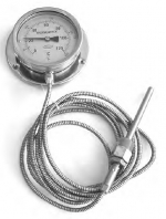 Термометр манометрический WUTT2