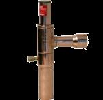 Регулятор давления в ресивере KVD 15