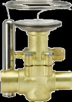 Терморегулирующий вентиль ТEN 55 (с МОР)
