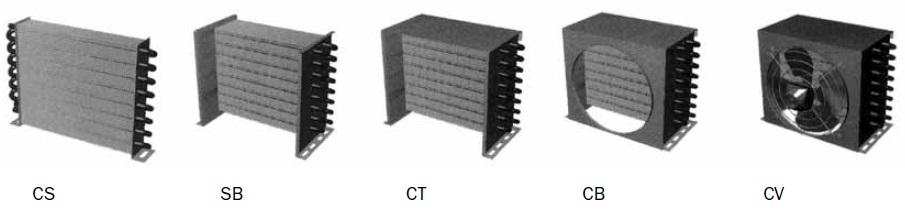 Герметичные вертикальные конденсаторы ONDA серии НС Волгодонск характеристики теплообменника m15 bfg