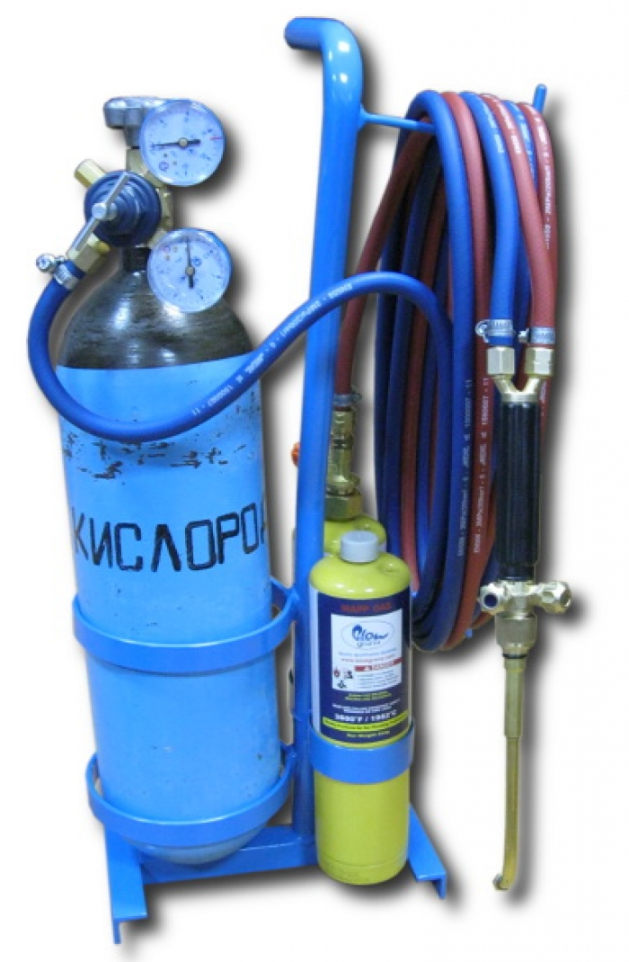 Пост кислородно-пропановый Becool BC-5LOxy/2