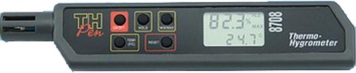 Электроный портативный термогигрометр AZ8708