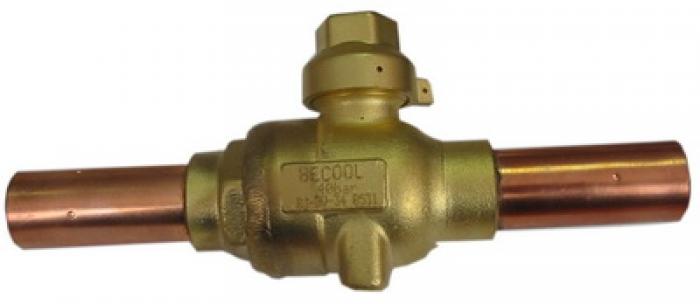 Шаровый запорный вентиль Becool BC-BV-138