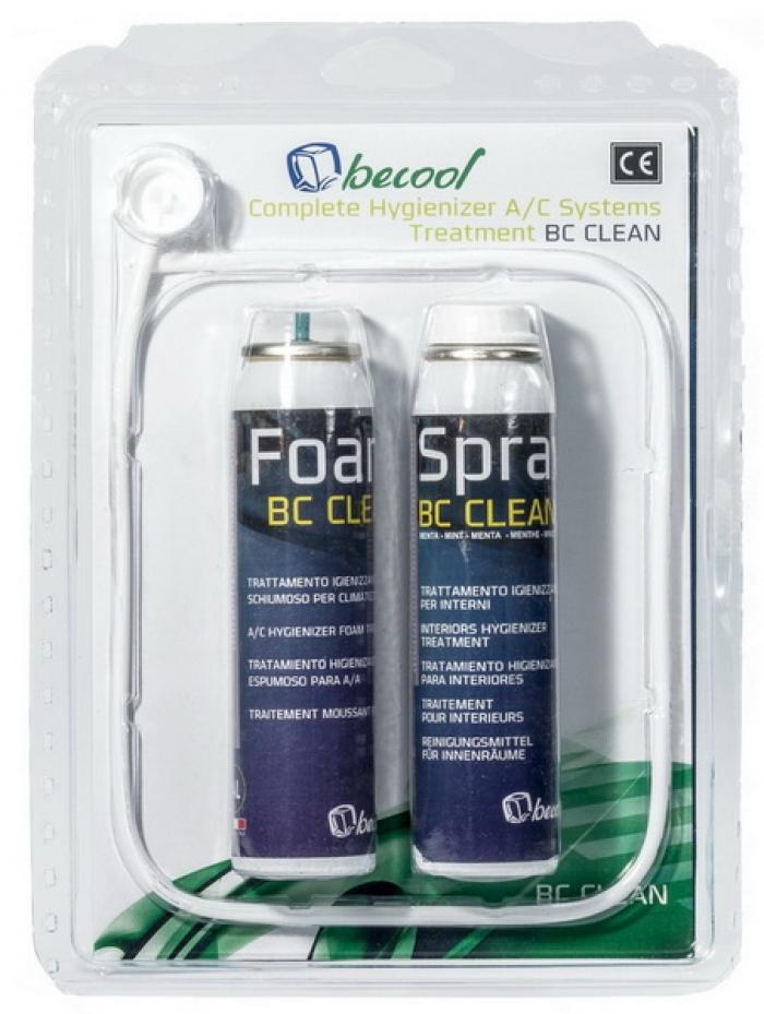 Комплект для очистки испарителя автокондиционера BC-CLEAN