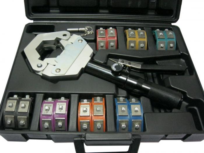 Кримпер ручной гидравлический BC-CRM-500