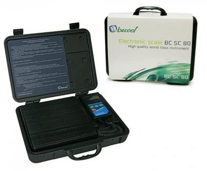 Весы электронные Becool BC-SC-80