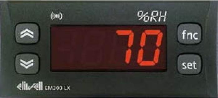 Электронный цифровой термометр Eliwell EM-300