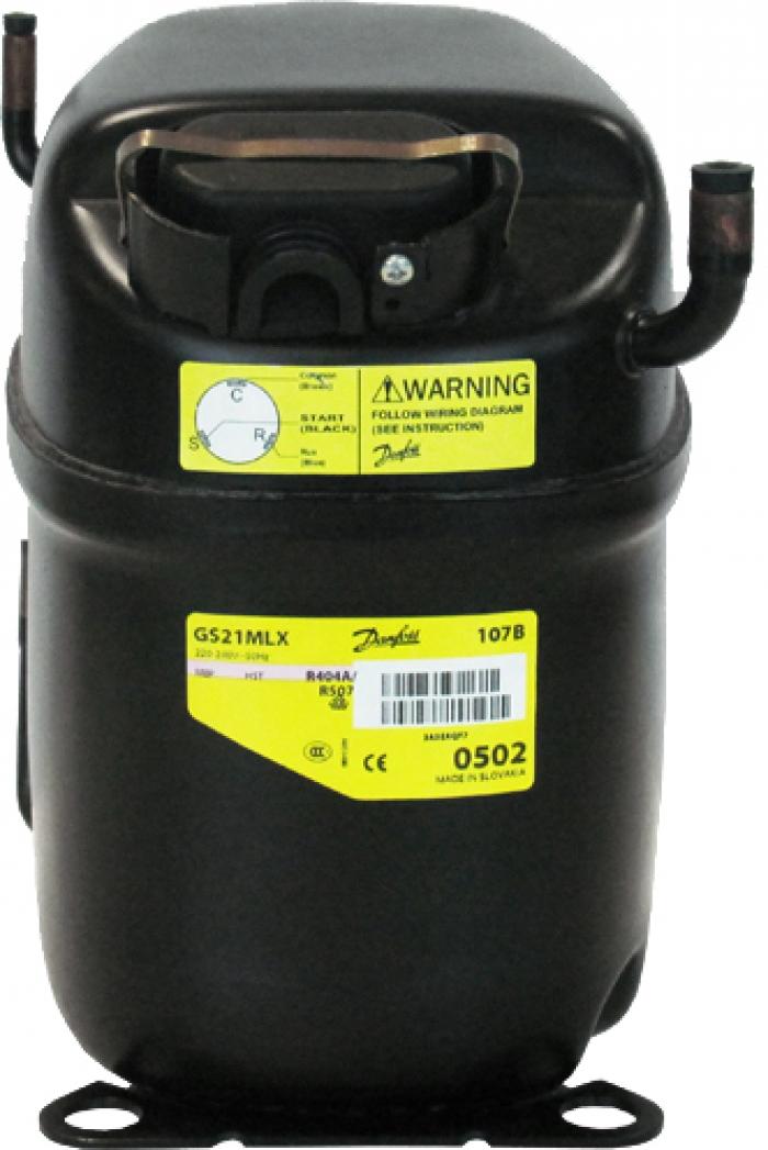Поршневой компрессор Secop (Danfoss) GS 26 MLX
