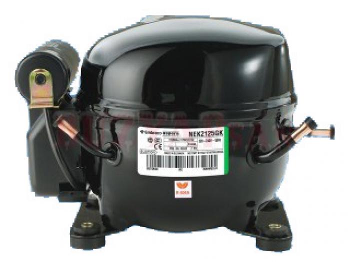 Холодильный компрессор Embraco Aspera NEK6187Y