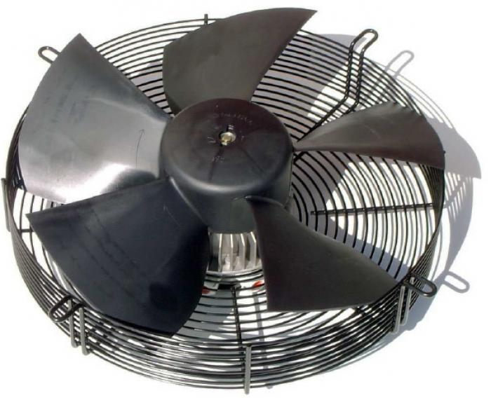 Вентилятор S400 CR 46 MG - 4P
