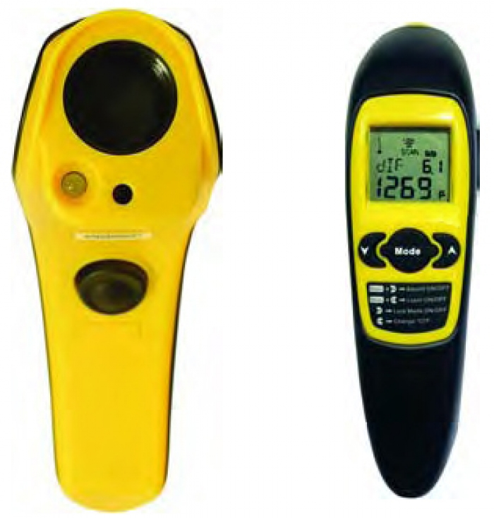 Термометр инфракрасный TMINI12
