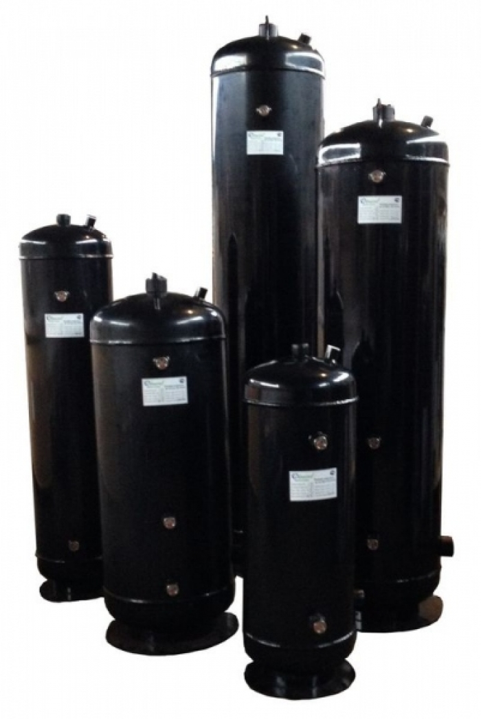 Вертикальные ресиверы Becool серии BC-LR