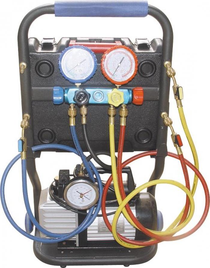 Вакуумно-зарядная станция CS16 SMV4H2P5E