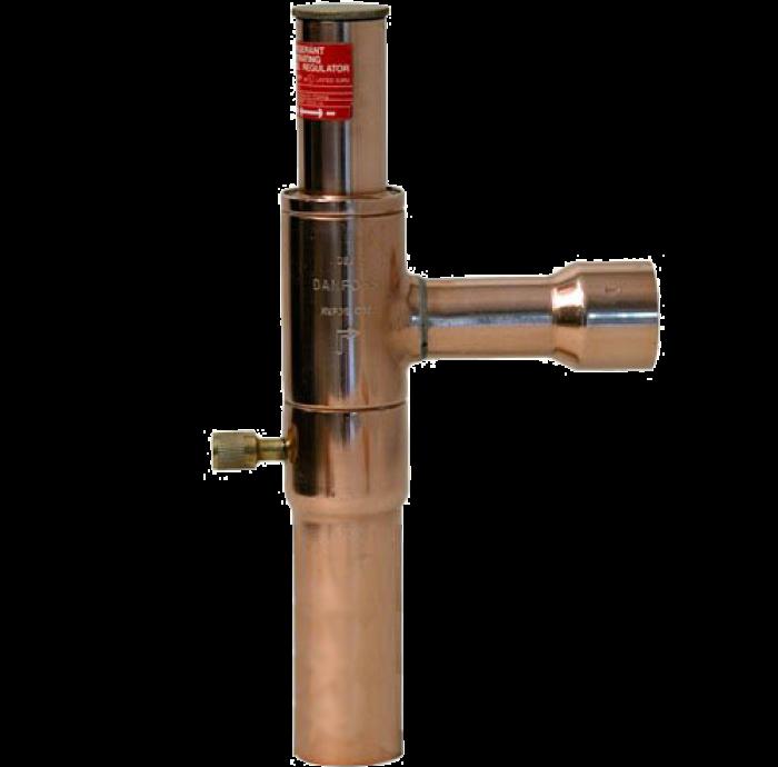 Регулятор давления в ресивере KVD 12F