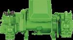 Среднетемпературный винтовой компрессор BITZER HSK 8591-180