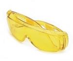 Защитные желтые очки для UV 100