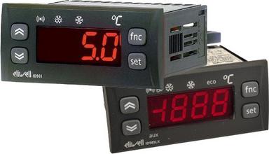 Электронные контроллеры управления холодильными установками Danfoss